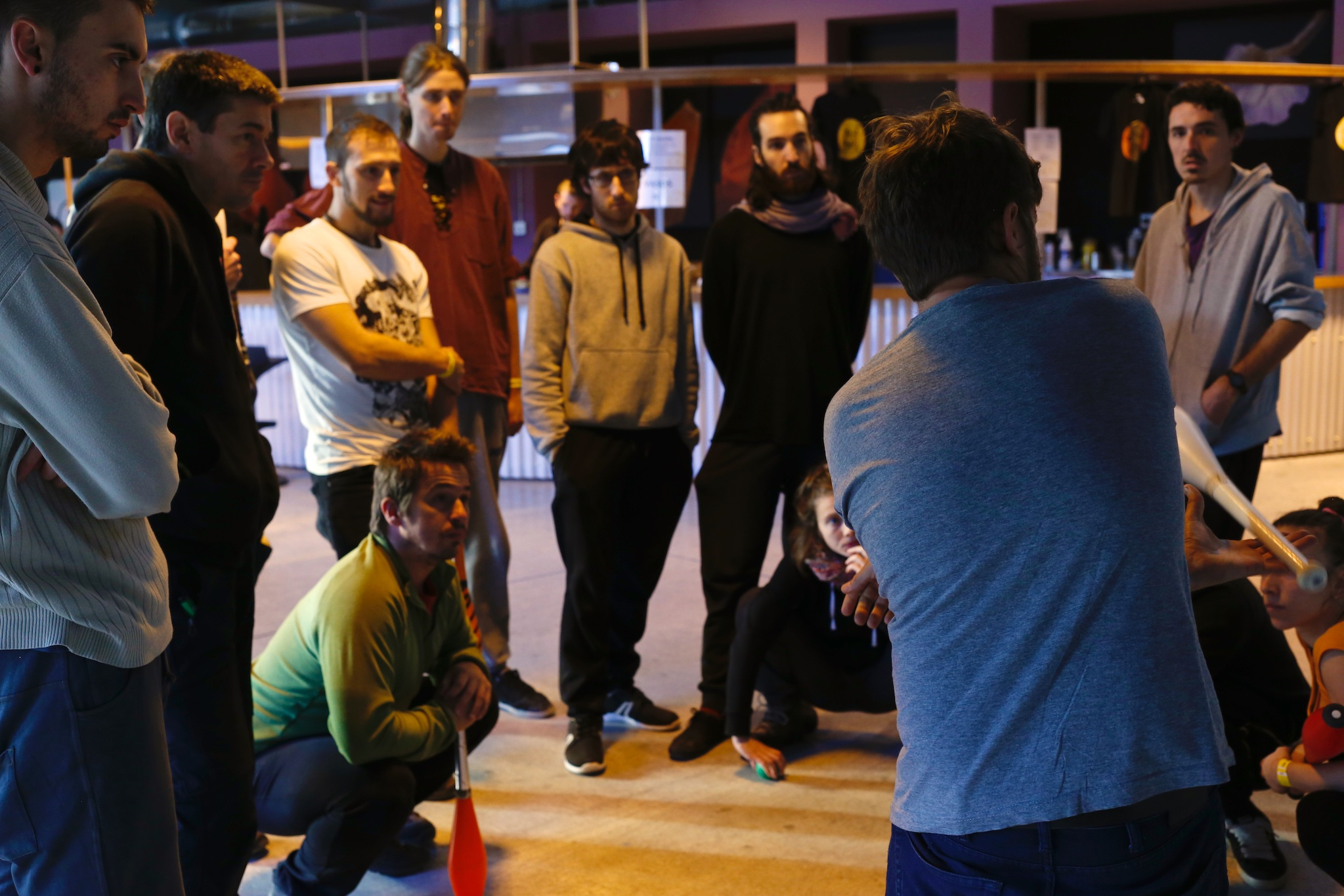 Blog | troposfera.xyz by Dídac Gilabert | Grab Tables Bilbao 2018 Zirko Zaurre @vintiset.net 2
