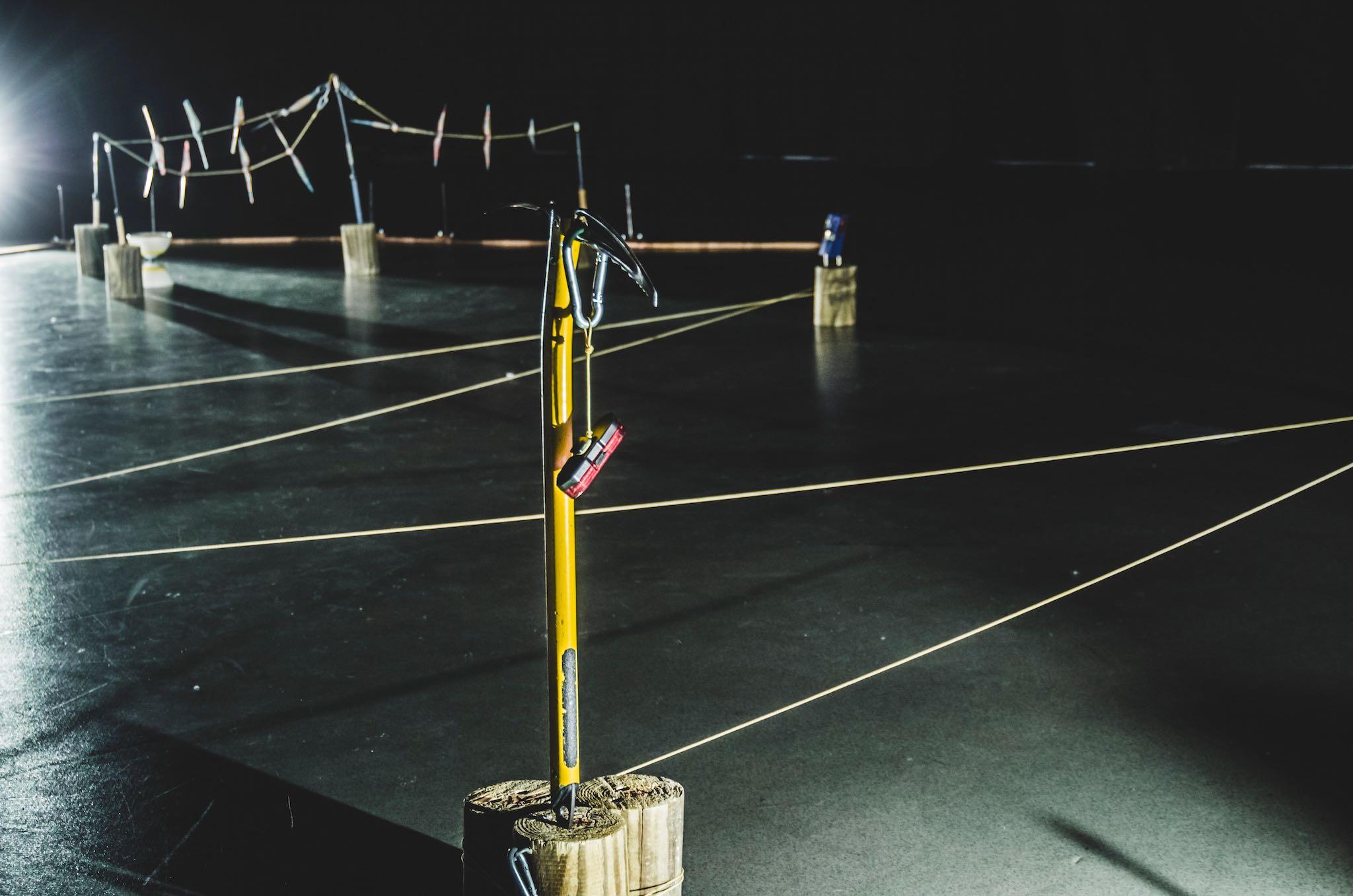 Dame du Cirque ·TROPOSFERA.XYZ by Dídac Gilabert · ©MariaChiara Freddura