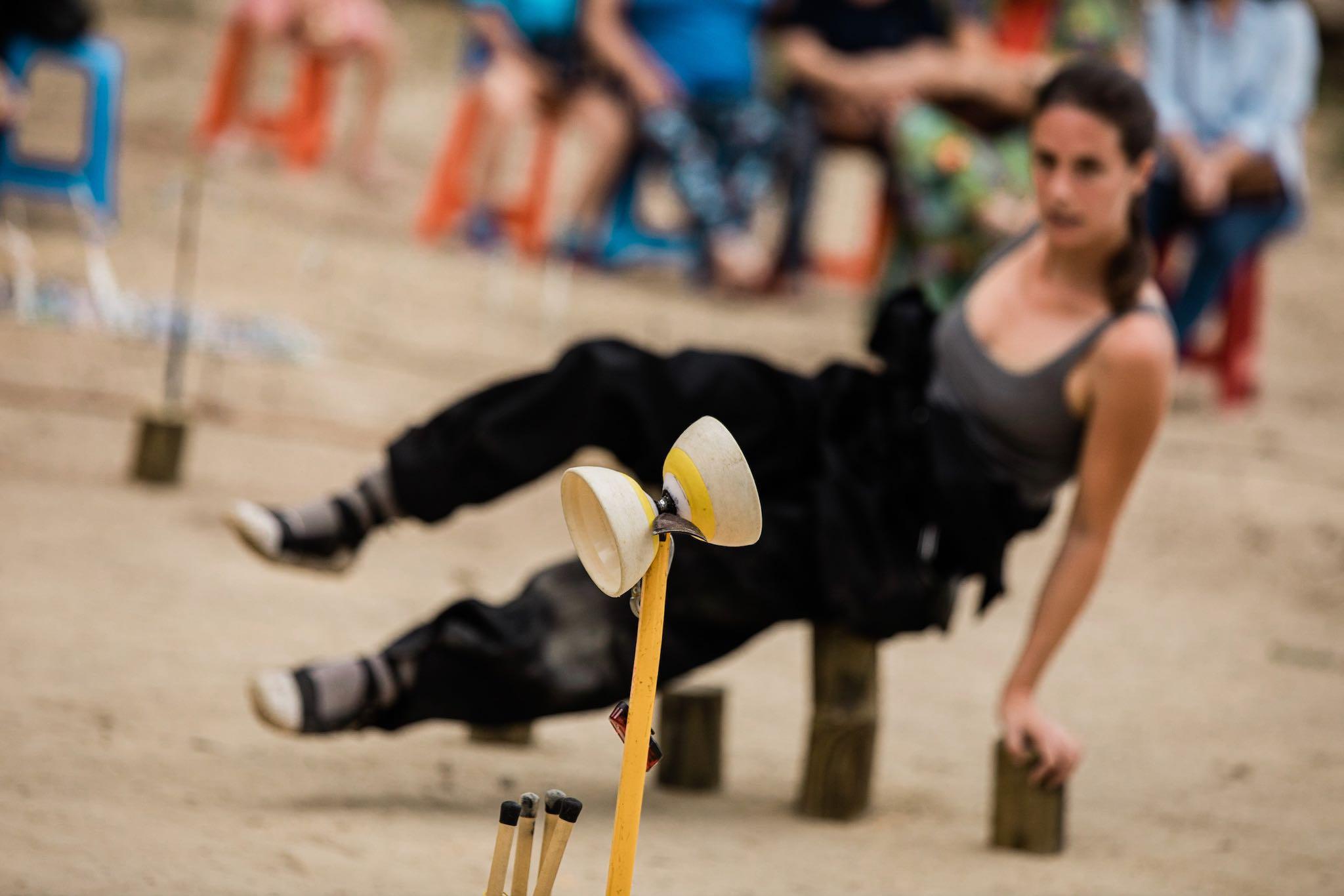 Dame du Cirque no TRENGOLAS ©MiguelOliveira